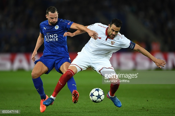 Vicente Iborra agrees to join Leicester City from Sevilla
