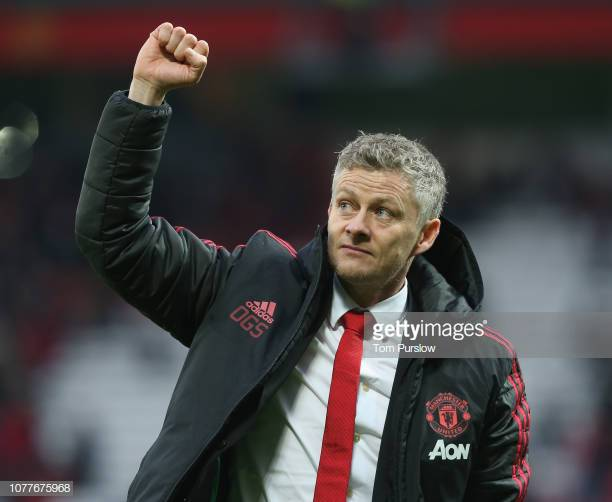 Solskjaer spoke to Alex Ferguson before Barcelona Champions League tie